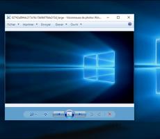 برنامج عارض الصور ل Windows 10 Windows Desktop Screenshot Screenshots