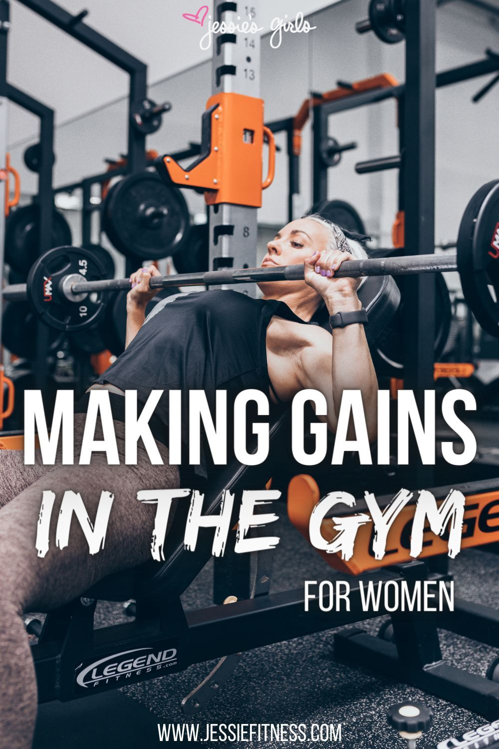 Building Muscle for Women