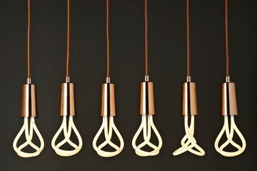 bombillas con formas - Buscar con Google