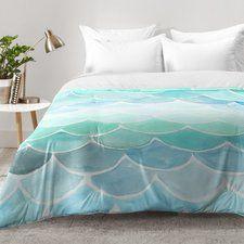Mermaid Bedding Sets And Mermaid Comforter Sets Comforter Sets