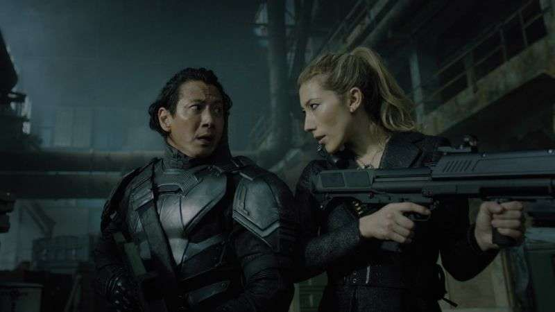 Avengers Actor To Star In Altered Carbon Season 2 Gaming