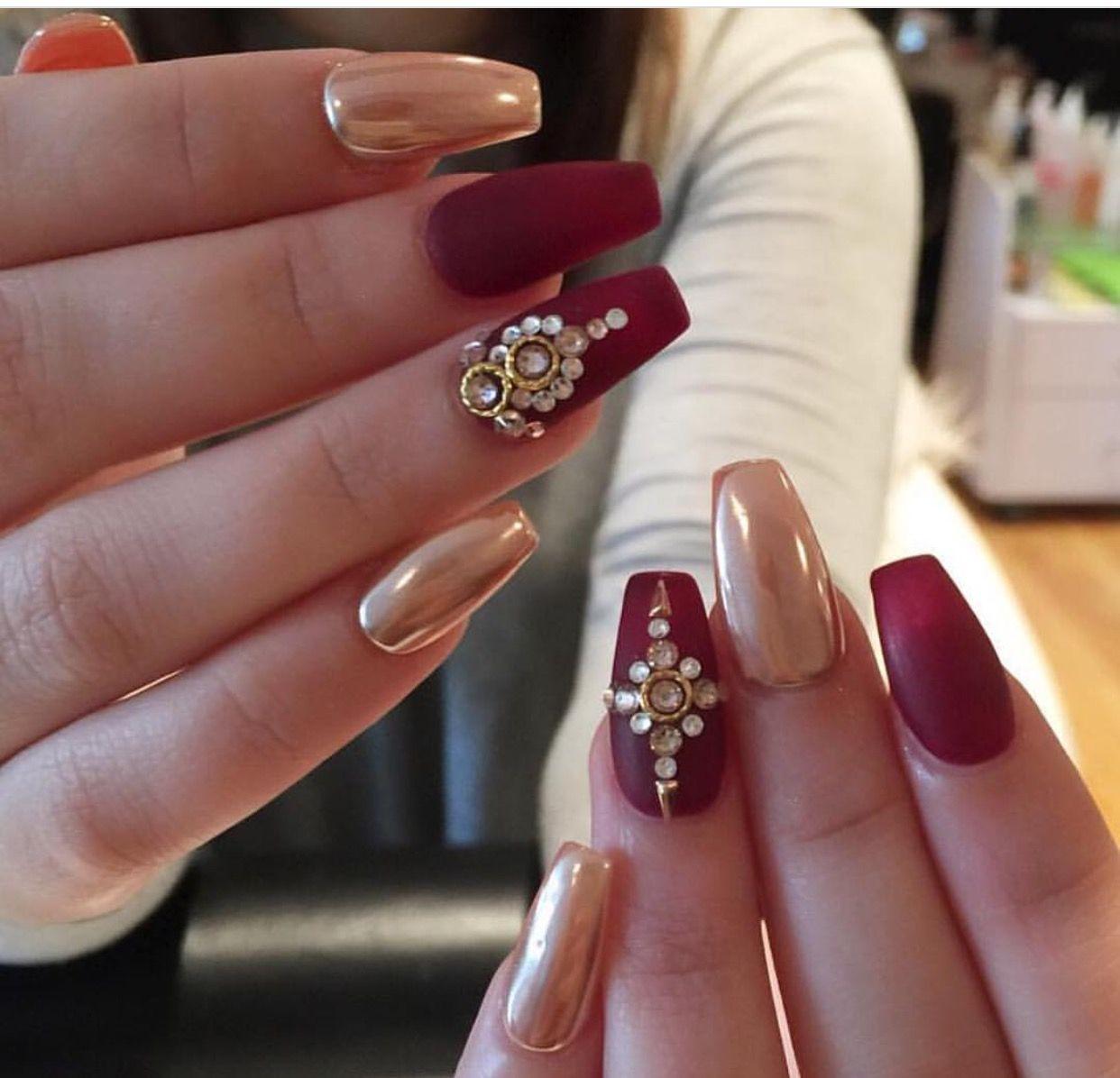 Pin von 🎀Marie🎀 👰🏼💍💅🏽🎂🍓🍊 auf Nails Inspiration   Pinterest