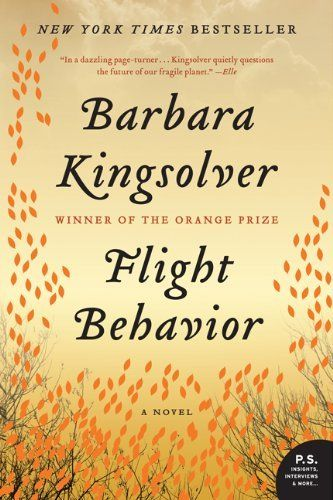 Each book by Barbara Kingsolver is better than the last!   The complexity and simplicity of the butterflies journey and humanity's own journey is intertwined throughout these pages, leaving you wanting for more.  Another great read!