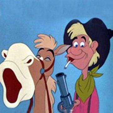 Pecos Bill 1948 Movie Begins As A Story Told By Roy Rogers Pecos Bill Disney Cast Disney