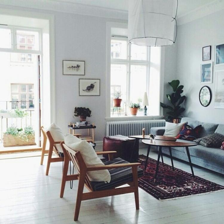 Budget Living Room Design Inspiration: 90+ Stunning Boho Chic Living Room Decor Inspirations On A