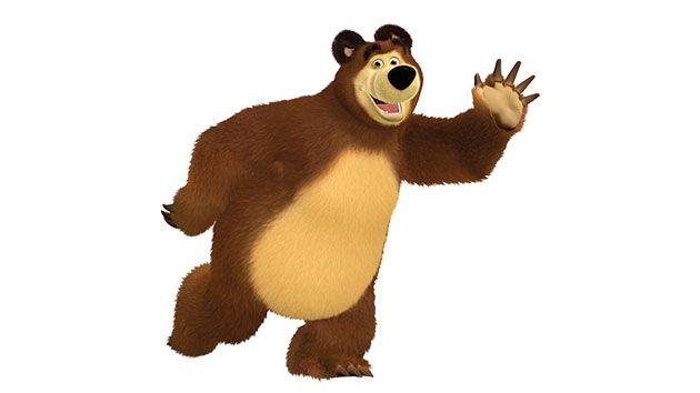 Masha Y El Oso Llego A Boomerang Marsha E O Urso Macha E Urso Masha E O Urso