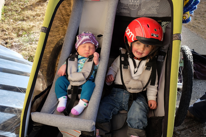 Thule Chariot Cross Review Baby bike, Thule bike, Cute