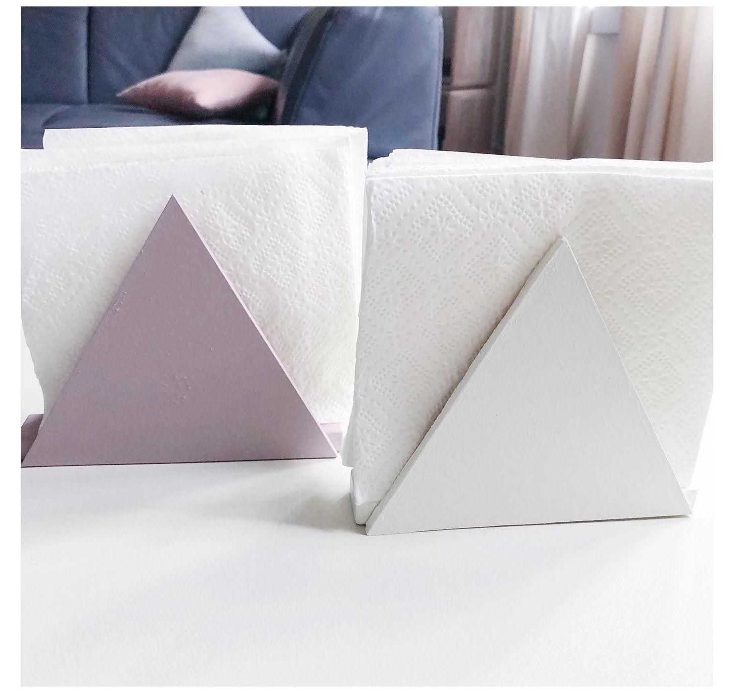 DIY Napkin holder #diy #homedecor #napkins DIY Napkin holder #diy #homedecor #napkins