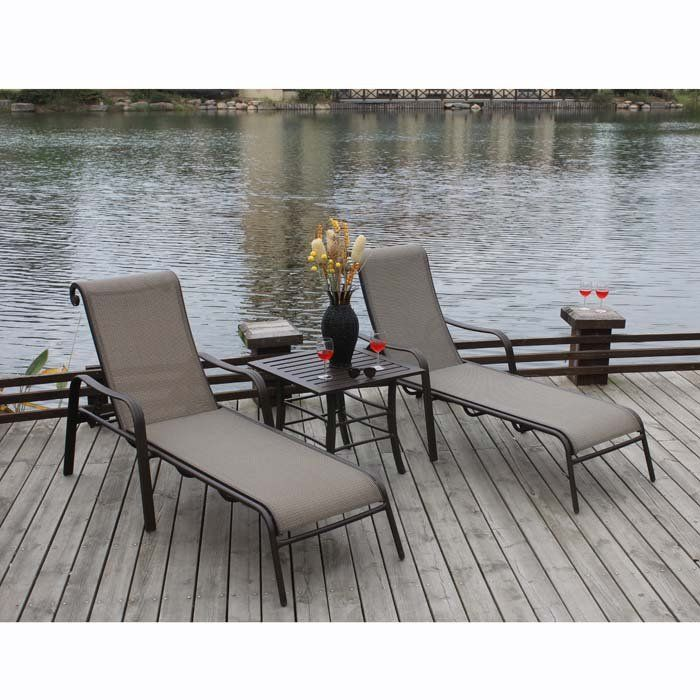 Sit back and embrace the beauty of age and outdoor elements.
