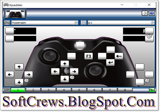 Xpadder v2013 Free Download - Get Into Pc