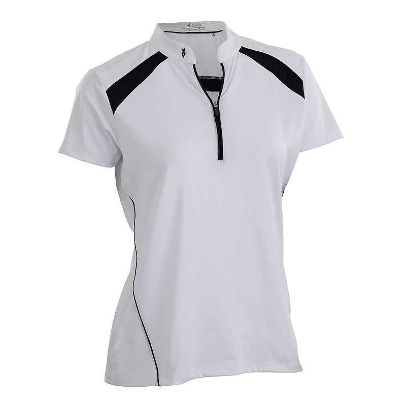 0d58bdf17 Women's Nancy Lopez Sporty Short Sleeve Golf Polo | Products | Polo ...