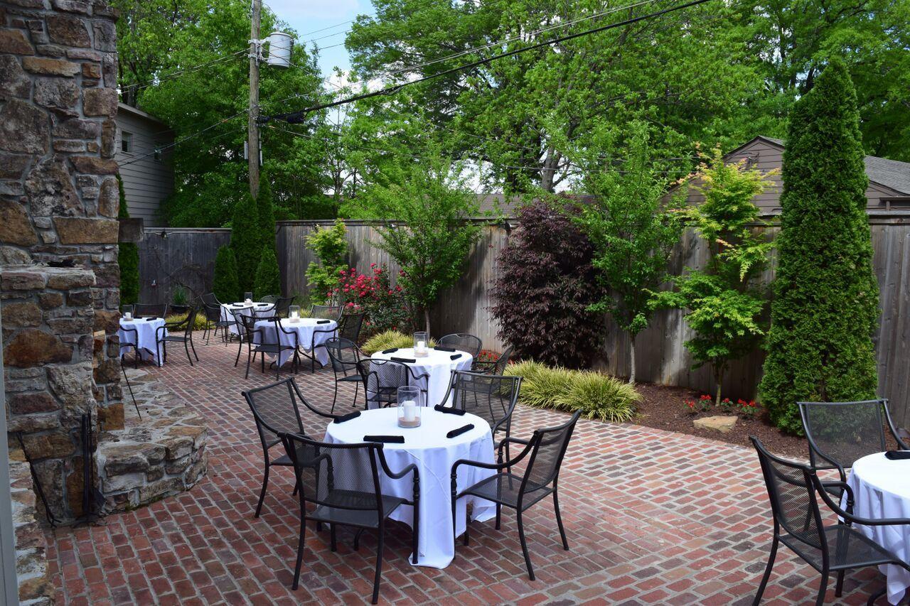 Our Favorite Memphis Patios For Outdoor Dining Patio Backyard Patio Restaurant Patio