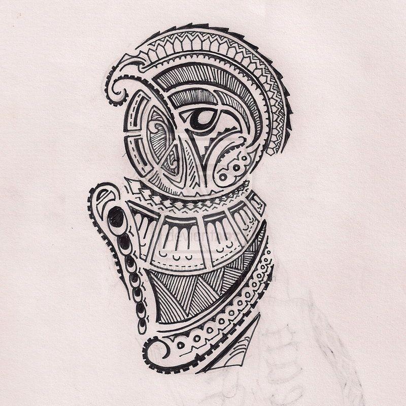 Deviantart More Like Polynesian Tattoo Bird Of Paradise Design Ii By Jay Emm Aye Polynesian Tattoo Designs Marquesan Tattoos Polynesian Tattoo