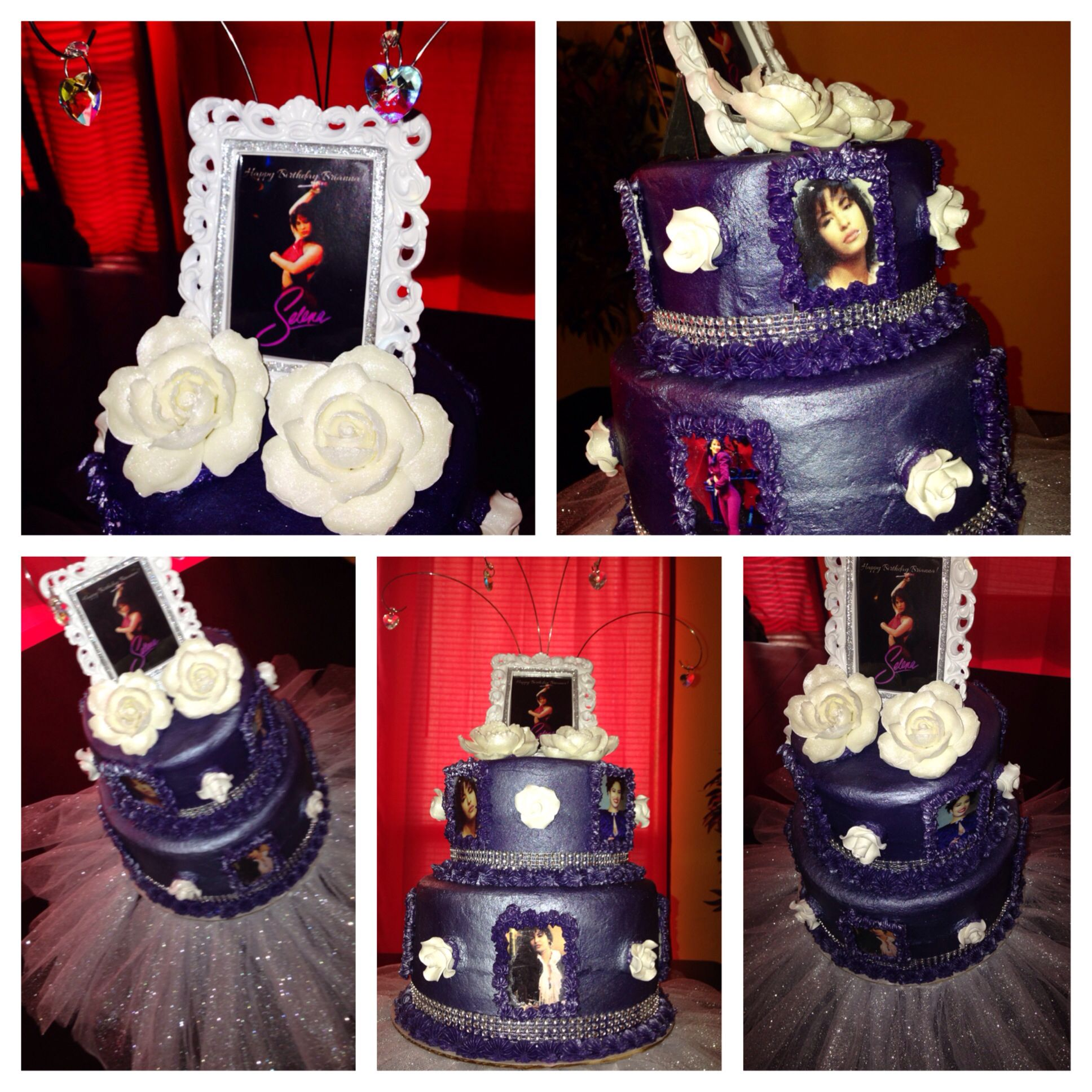 Selena Cake KZteachercakes (With images) Selena