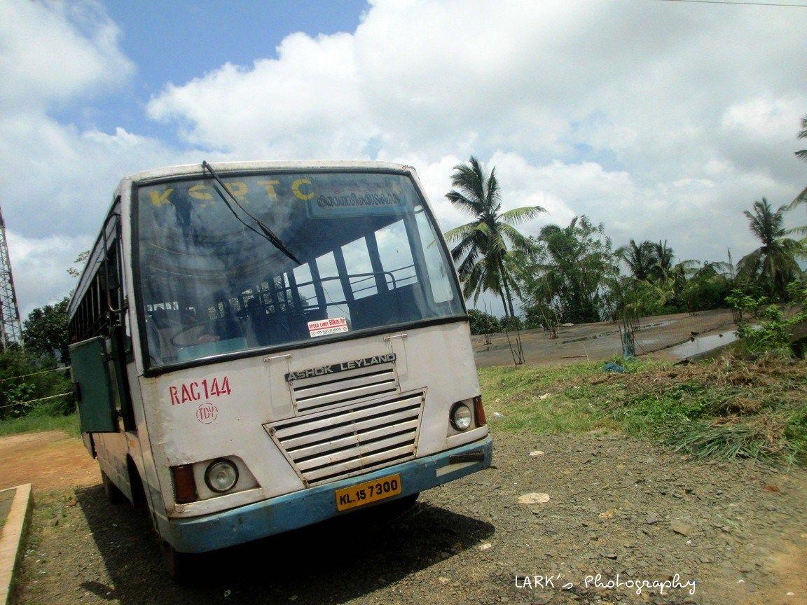 Ksrtc Rac144 Kl15 7300 Kakkadampoyil Thiruvambady Via Koombara