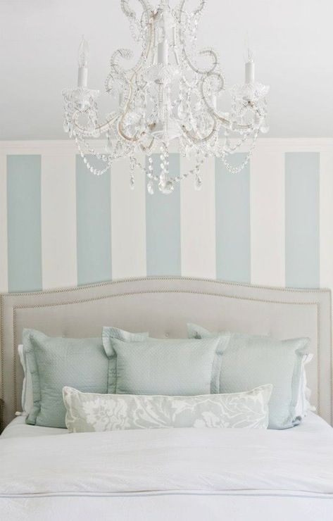 La camera da letto Shabby Chic ha sempre il suo fascino, soprattutto ...