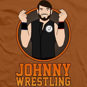 Johnny Gargano Professional Wrestler Johnny Wrestling T Shirt Wrestling Johnny Wrestling Superstars