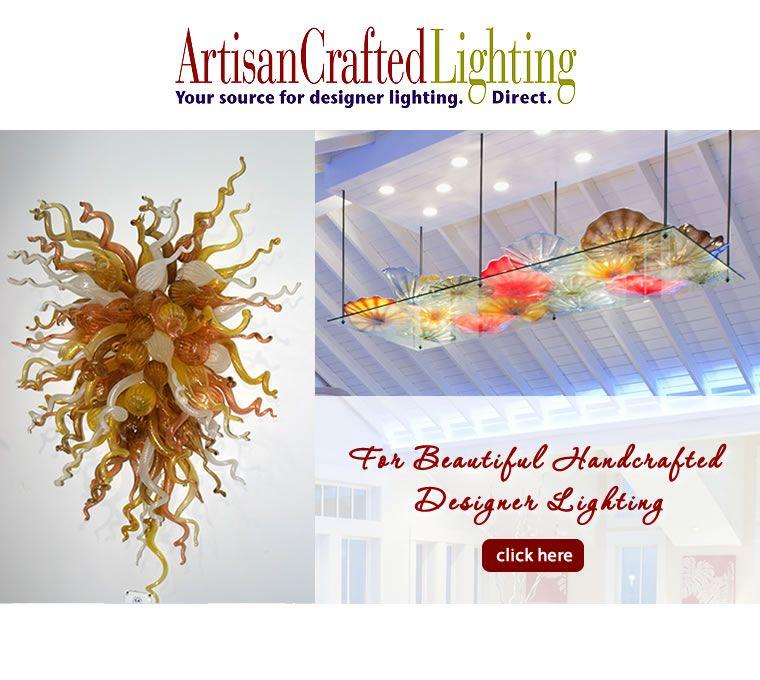 chandeliers - beautiful!