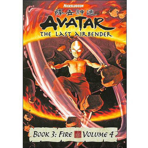 Avatar The Last Airbender Book 3 Fire Vol 4 Full Frame Walmart Com The Last Airbender Avatar The Last Airbender The Last Airbender Movie