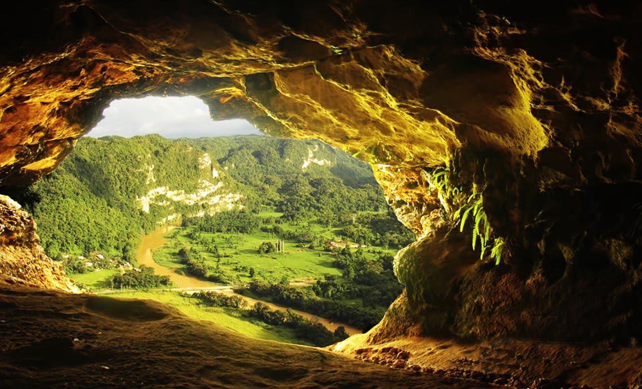 Lugares Fantásticos: Cueva Ventana - Porto Rico