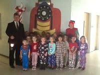 Mrs. Payton's Precious Kindergarteners: Polar Express Day