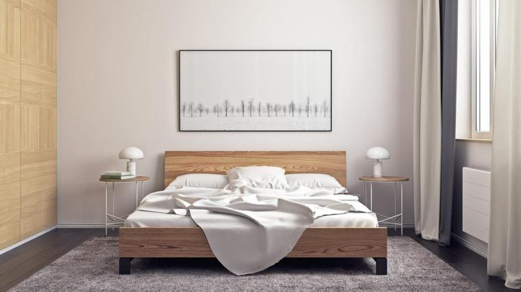 Feng Shui Bett und Dekoration für die Schlafzimmerideen und -spitzen - schlafzimmer farben feng shui