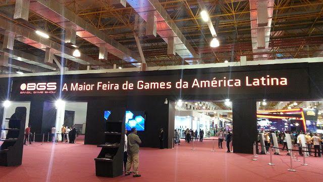 Brasil Game Show confirma SAGA como patrocinadora da Brasil Game Cup