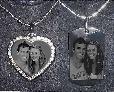 #Trending03 - Personalized Dog Tag & Sparling Heart Necklace-SHIP NEXT DAY-VALENTIN'S DAY GIFT https://t.co/UdJcLtcpTw