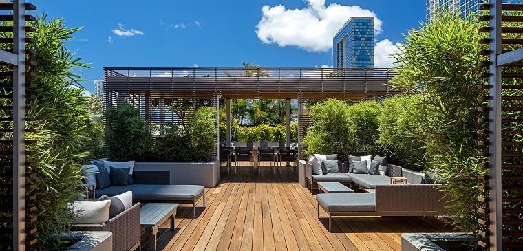 Dachterrasse Gestalten Umweltfreundliche Idee | homei.foreignluxury.co