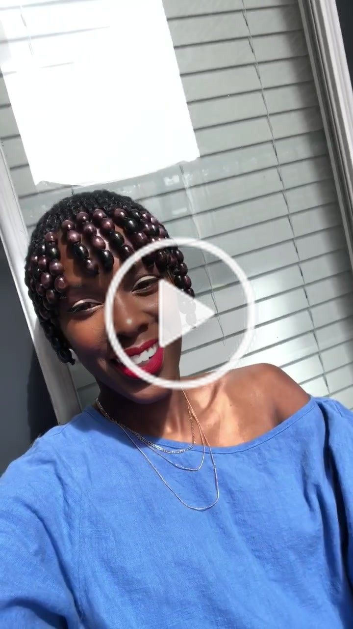 PorscheAbraham(@porscheabraham) on TikTok: Where all my Queens & Kings with #4chair 🖤✊🏾 drop a comment so we can hype you up! ➰ #naturalhair #teamnatural #4chairchallenge  #4chairstyles
