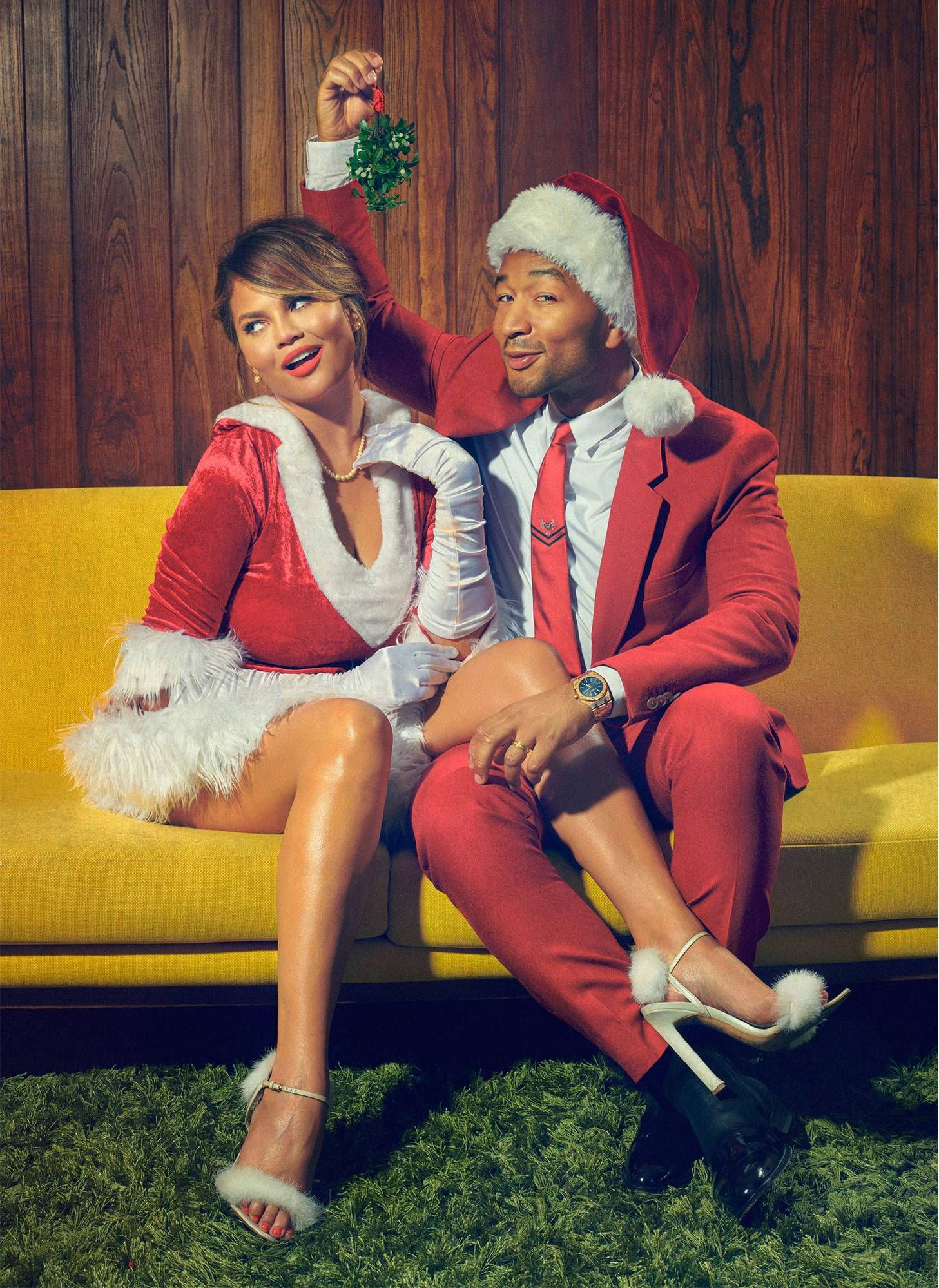 Merry Chrissy Mas John Legend And Chrissy Teigen Are Getting Their Own Holiday Special Cute Celebrity Couples John Legend Chrissy Teigen John Legend