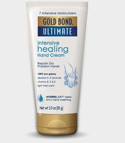 best healing hand lotion