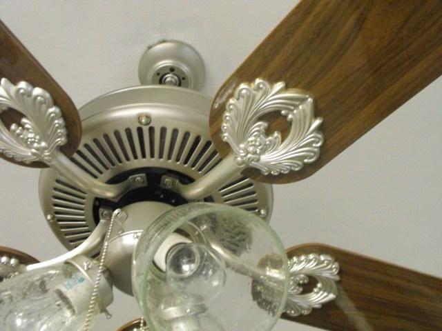 Painting A Ceiling Fan Ceiling Fan Makeover Ceiling Fan