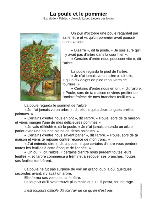 Textes de lecture CE1 autour de la ruse | Lecture ce1 ...