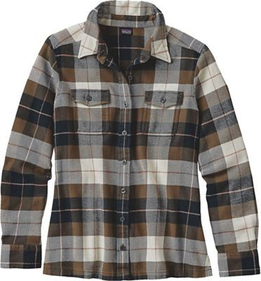 d9c18349 Patagonia Women's Fjord Flannel LS Shirt | Tomboy Stylin ...