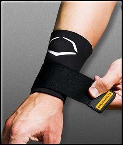 online store f3c05 1dad6 Evoshield Baseball Compression Wrist with Strap- Wrist Sleeve