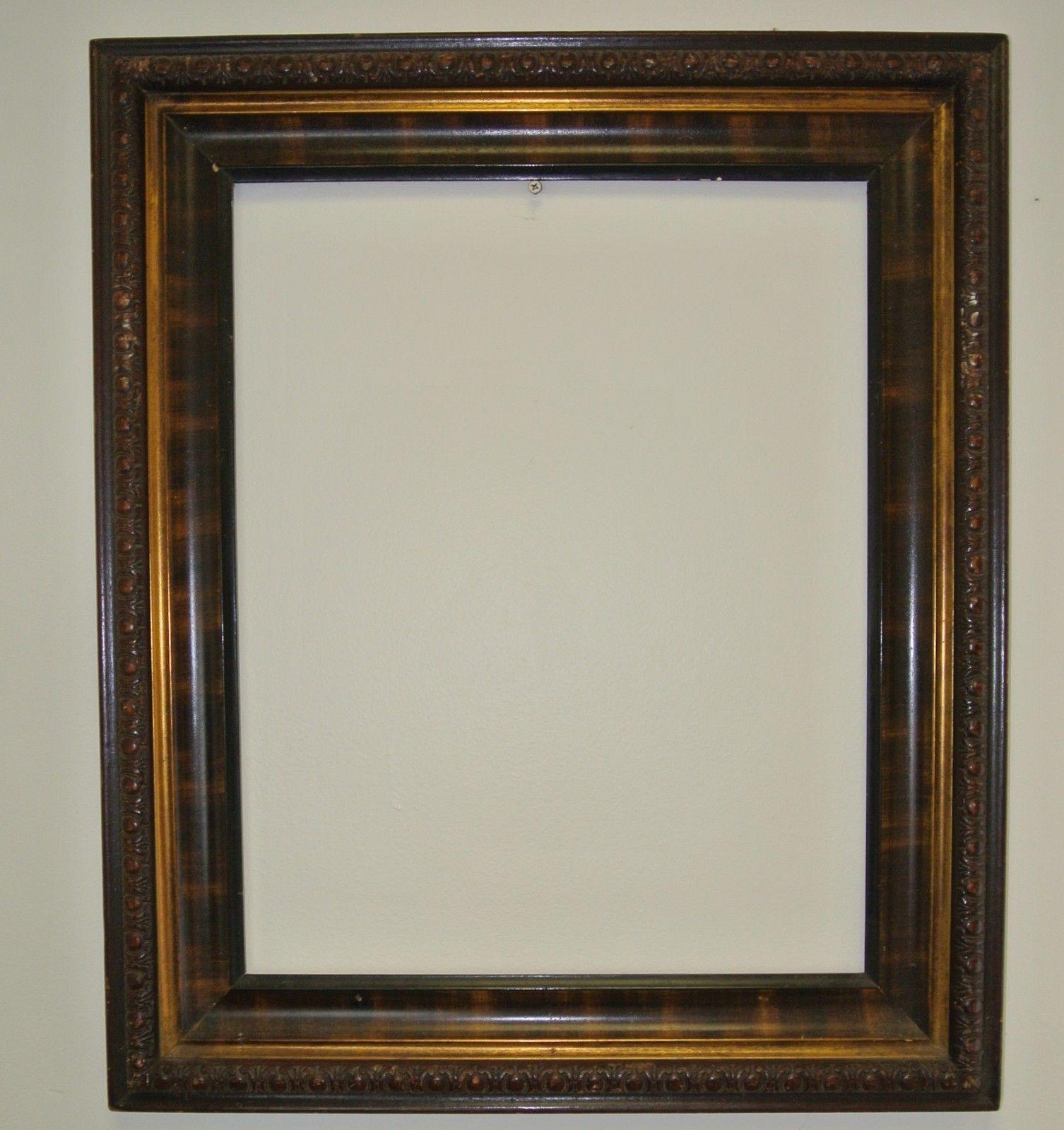 Darkwood Bakelight Vintage Picture Frame Pictureframe Photos Gifts Dark Wood Frames Wood Picture Frames Picture Frames
