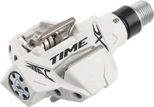 TIME ATAC XC6 MTB Pedals White