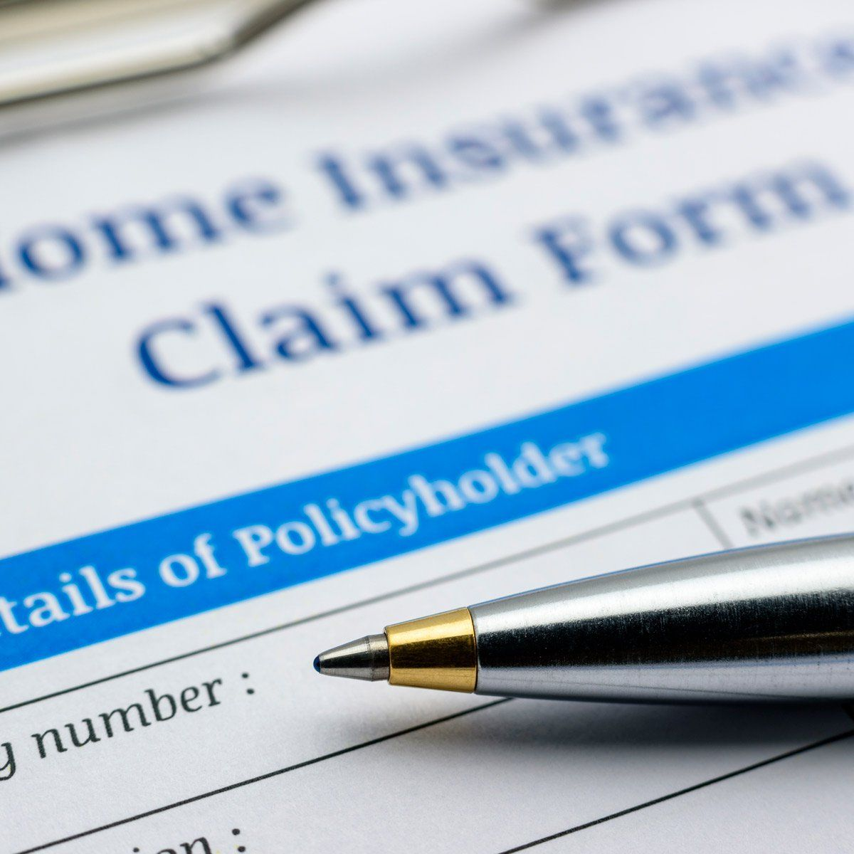 Most Common Homeowners Insurance Claims Homeowner Homeowners
