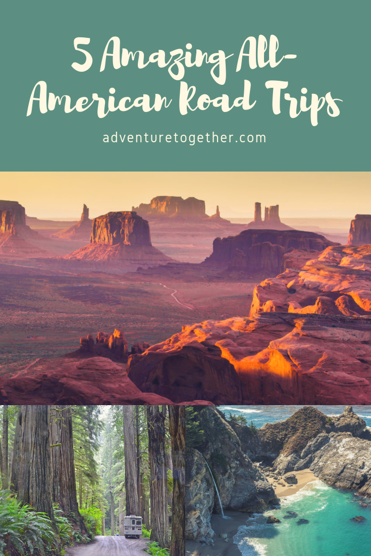 Photo of 5 Amazing All-American Road Trips – Adventure Together