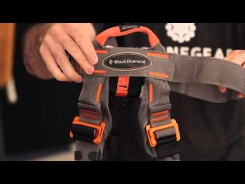 Black Diamond Couloir Klettergurt Test : Black diamond vario speed harness youtube free vehicle wiring