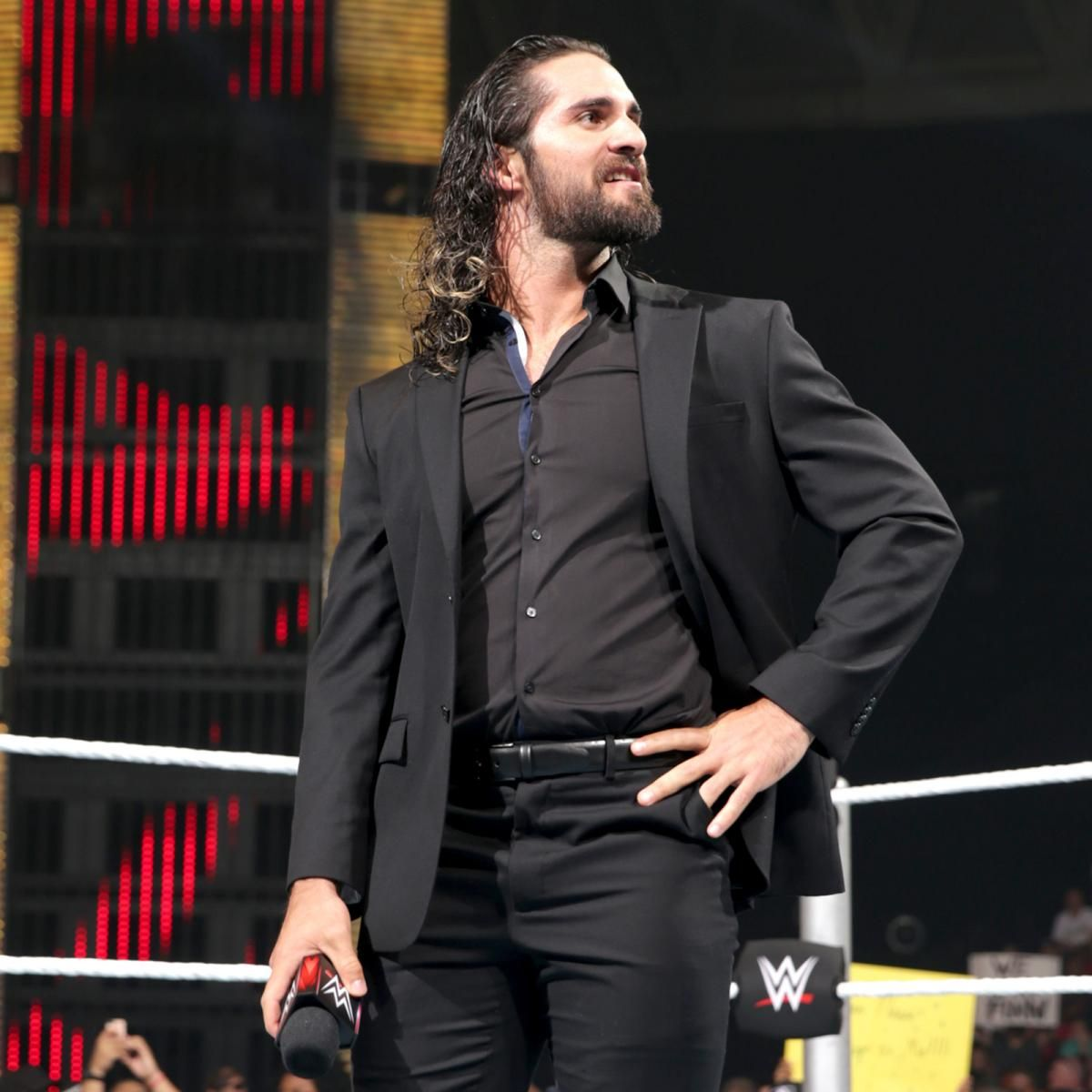 Photos: Did The Architect reveal his plans in his SmackDown return