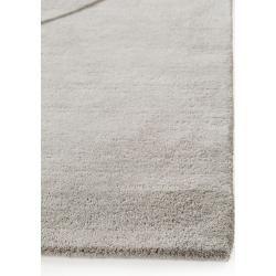Photo of benuta Trends Wollteppich Bent Circle Grau 200×300 cm – Naturfaserteppich aus Wollebenuta.de