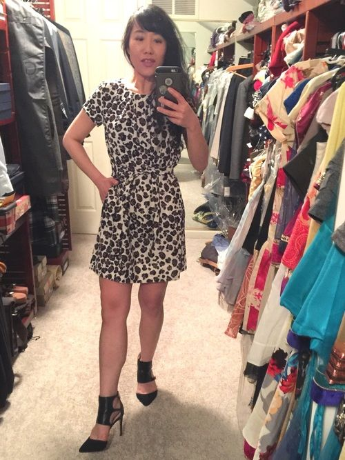 A fun dress from J.Crew's crewcuts division.  I li