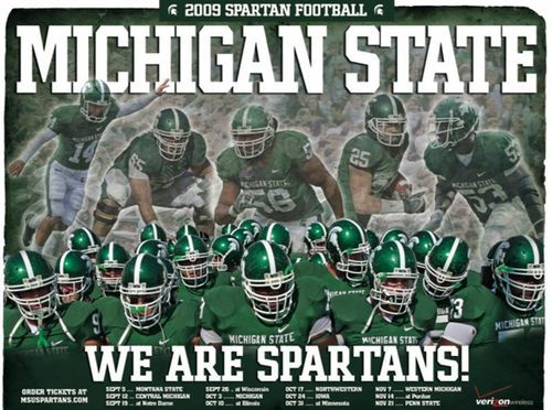 Michigan State Funny Pics Facebook Michigan State Michigan State Michigan State Spartans Football Banner