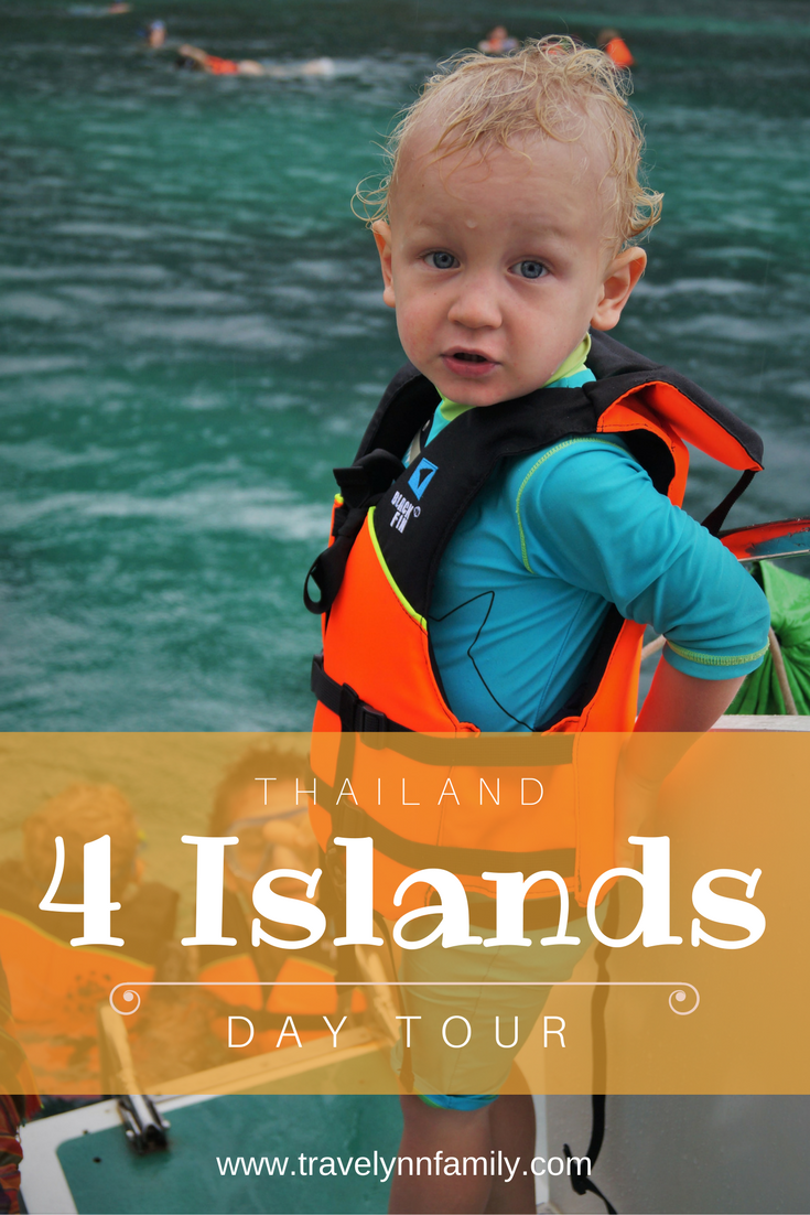The BEST 4 Island tour from Koh Lanta Island tour, Day