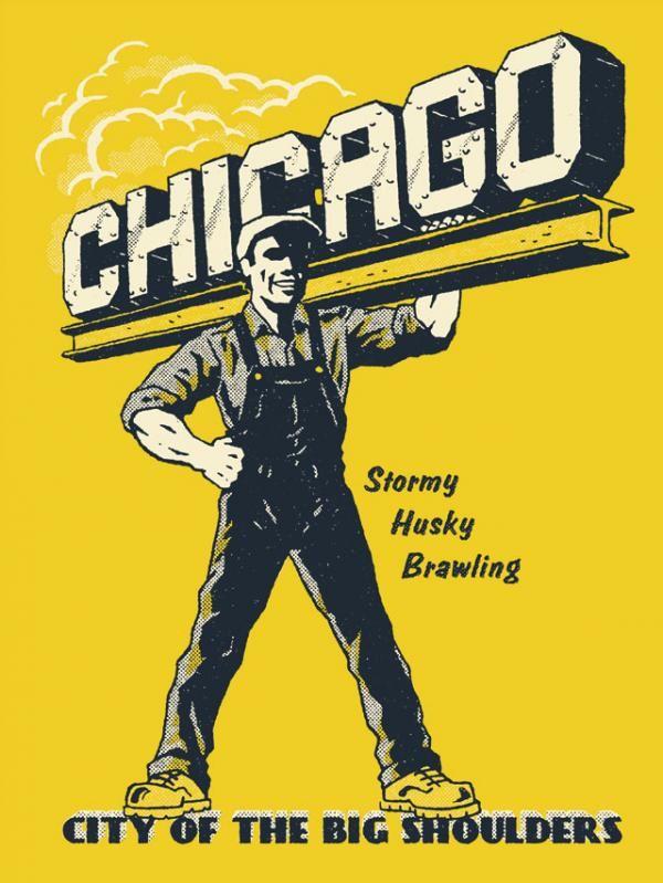 carl sandburg chicago poem