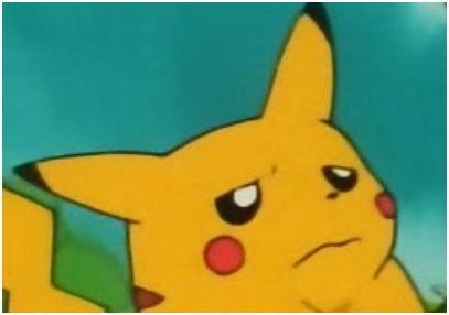 Disappointed Pikachu Memes Pokemon Memes Cartoon Memes