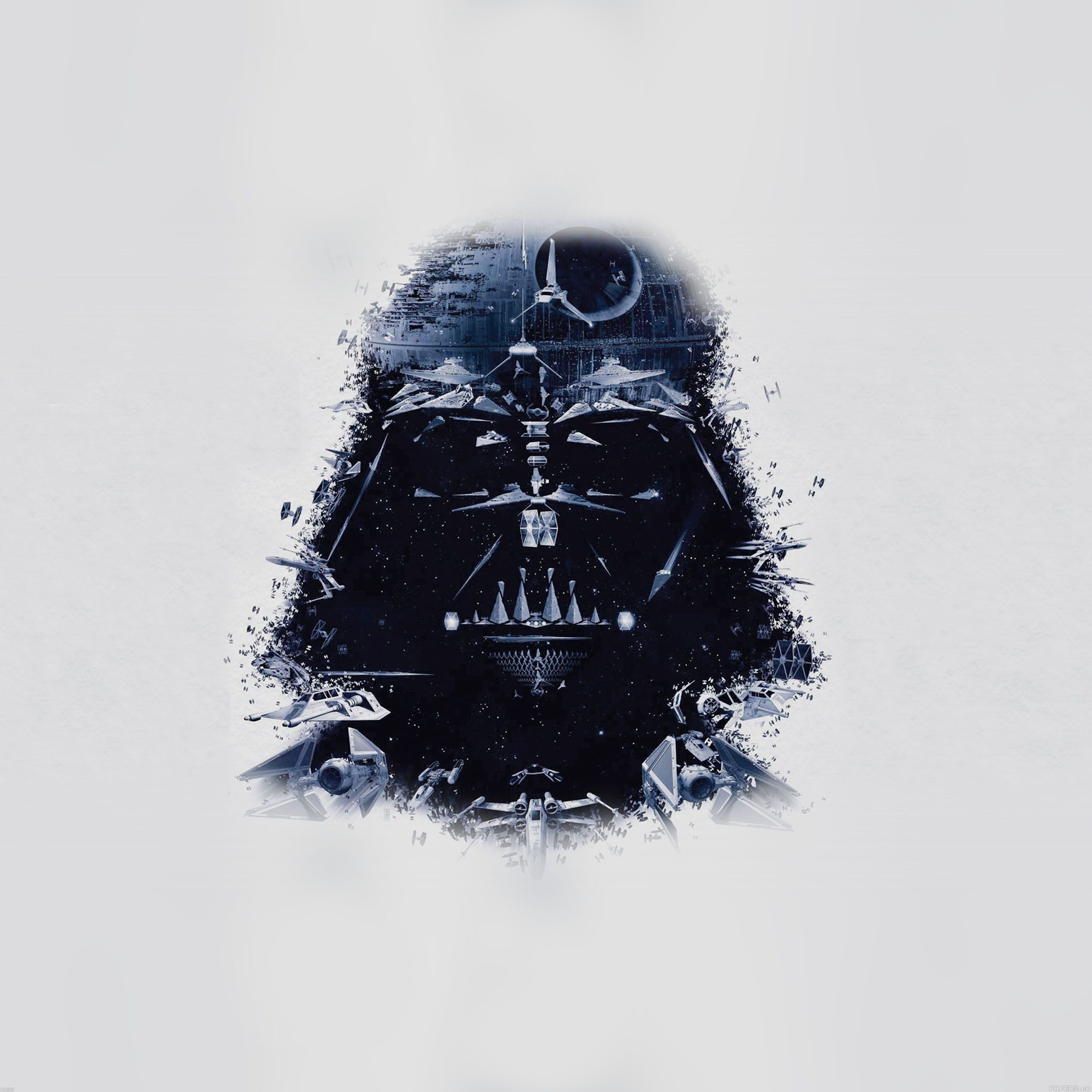 Darth vader in 2020 Star wars wallpaper, Darth vader art