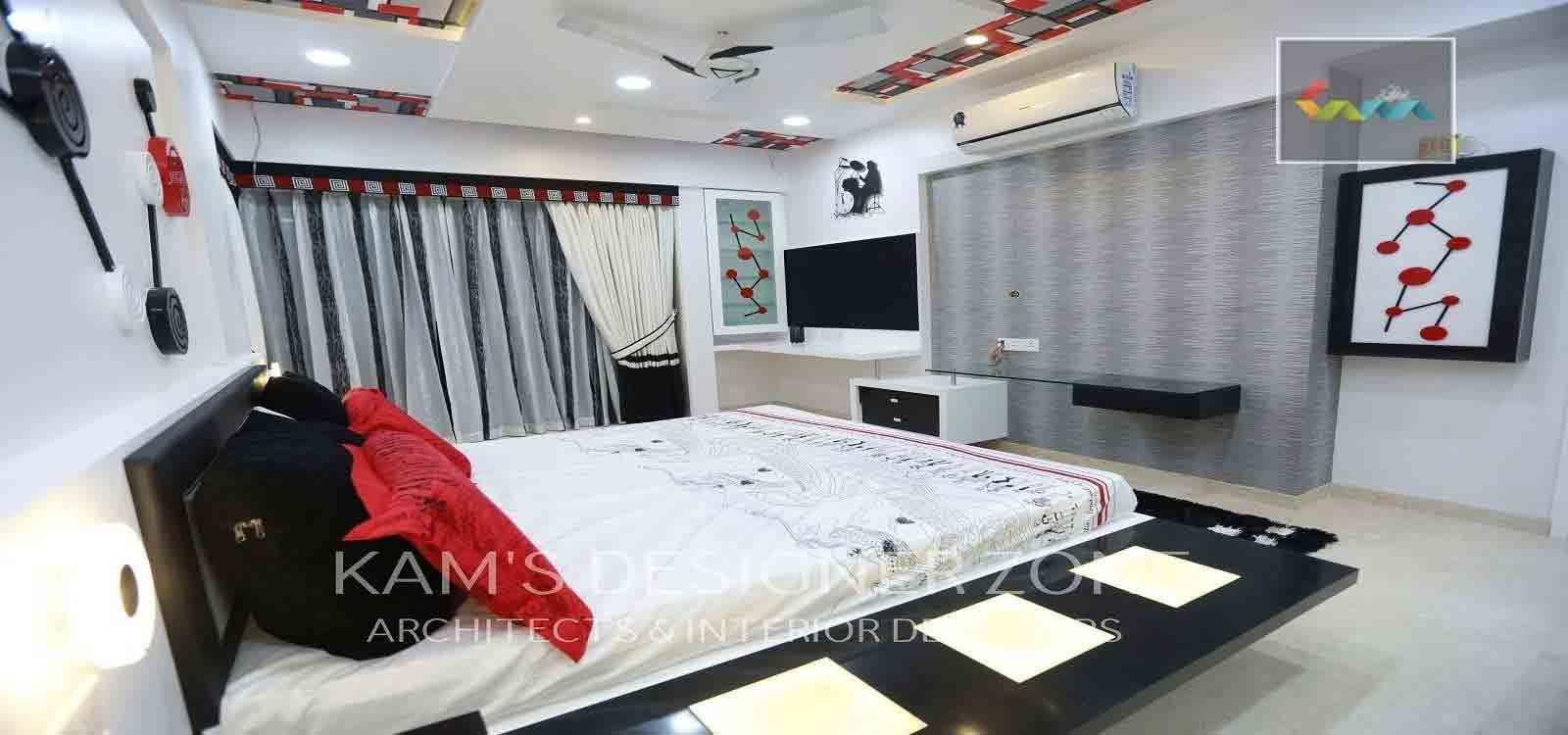 Interior Designer In Hadapsar Bedroom Design Commercial
